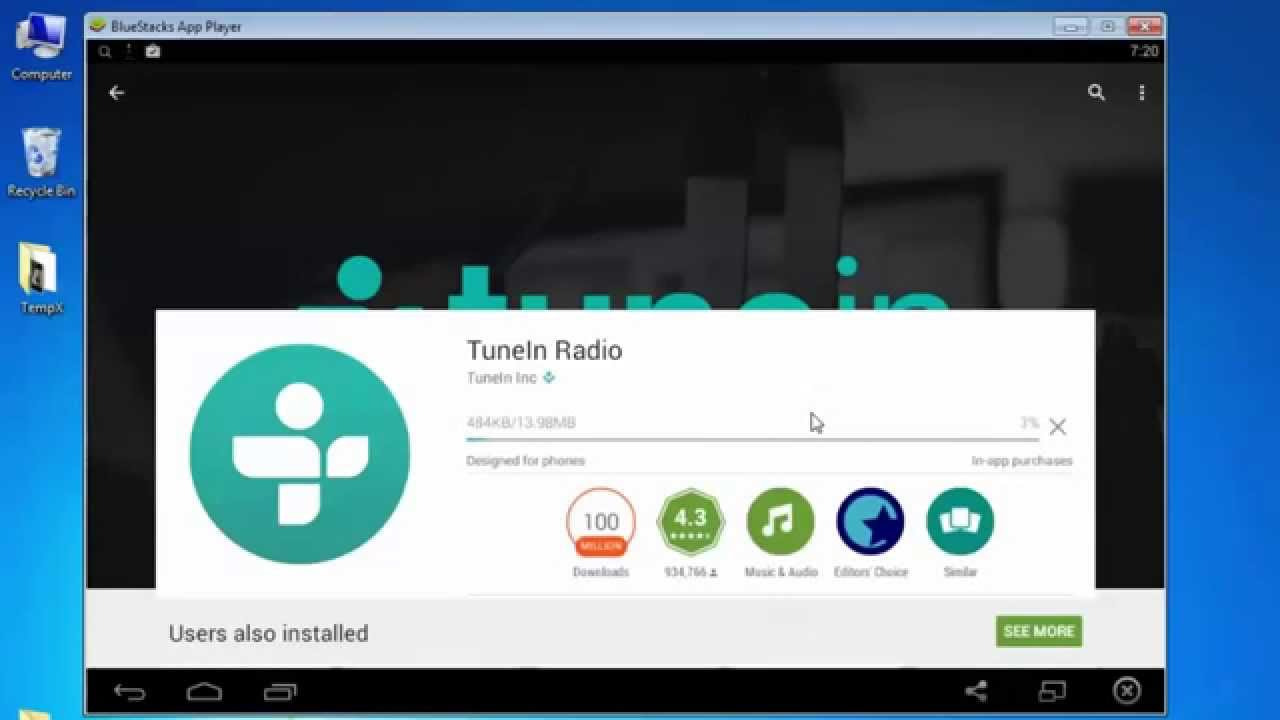 Listen to radio stations easily with tune in on windows 10.