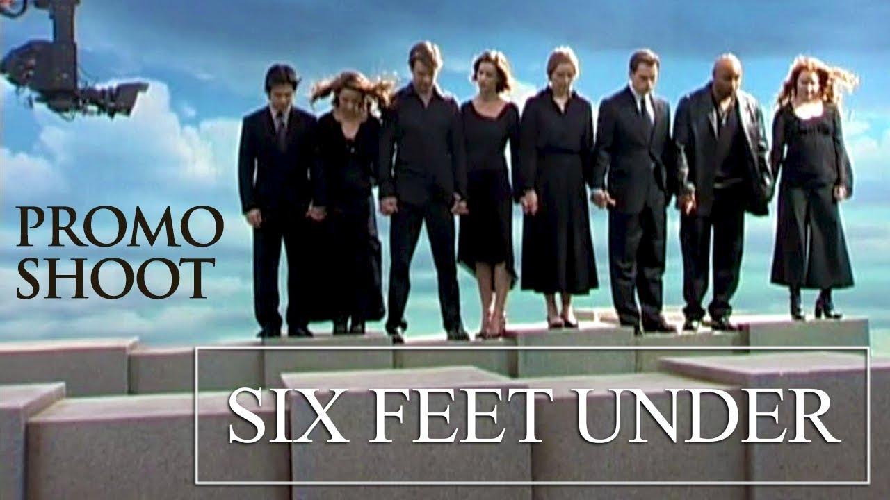 Six Feet Under Shooting Season 3 Promo Tv Ad Hbo