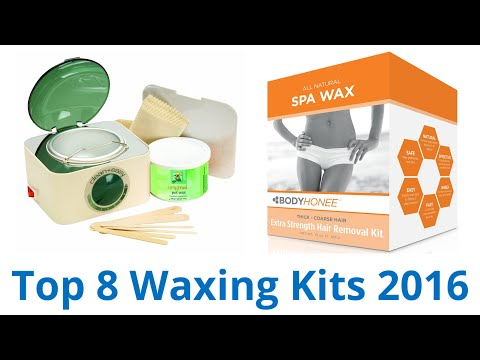 8 Best Waxing Kits 2016 from YouTube · Duration:  4 minutes 7 seconds