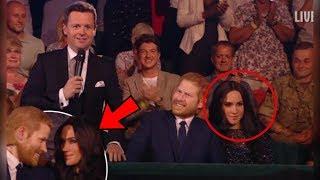 ¿El Príncipe Harry y su Esposa NO son Humanos y este VIDEO lo Demuestra?