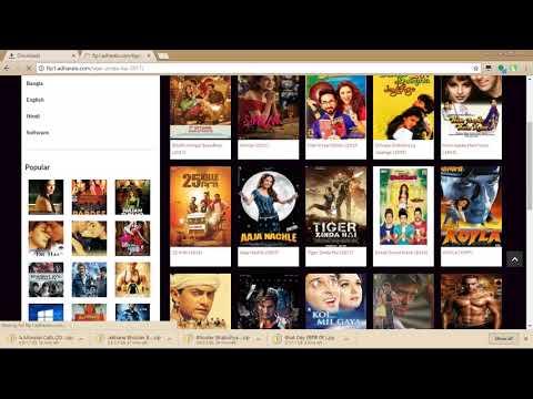 how to download tiger zinda hai full HD...