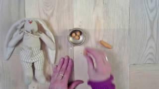 Видеоурок для родителей малышей от 3 лет. Лепка