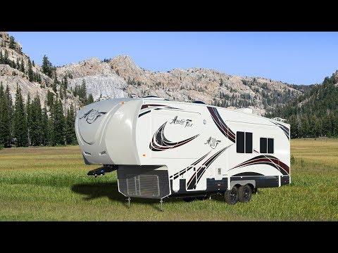 Northwood | Video Arctic Silver Fox Fifth Wheel 29-5T