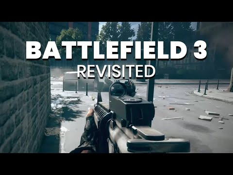 Battlefield 3 Nostalgia - Servers Still Active in 2020 | Operation Metro Gameplay