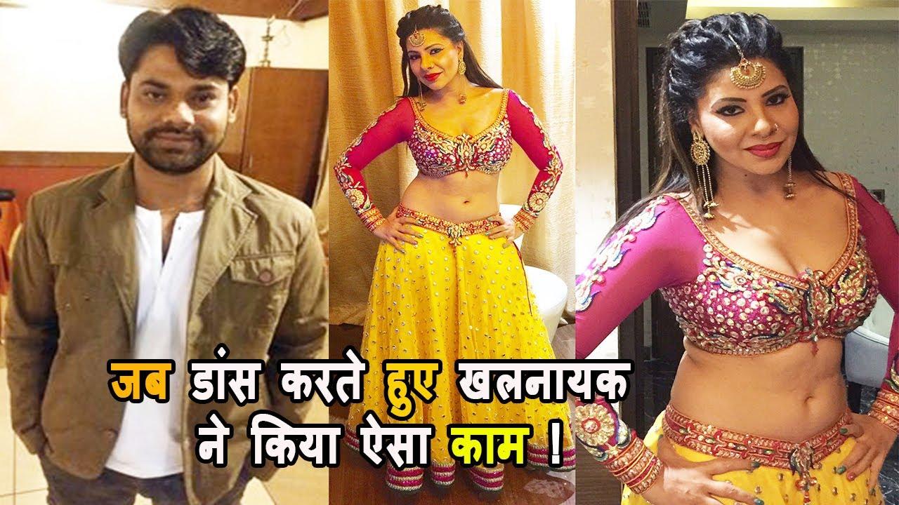 सुनिए वो किस्सा जब Sambhavna Seth  से पिटते पिटते बचे थे खलनायक Dev Singh | Bindaas Bhojpuriya