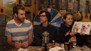 Rhett & Link Meet A Talking Pinecone