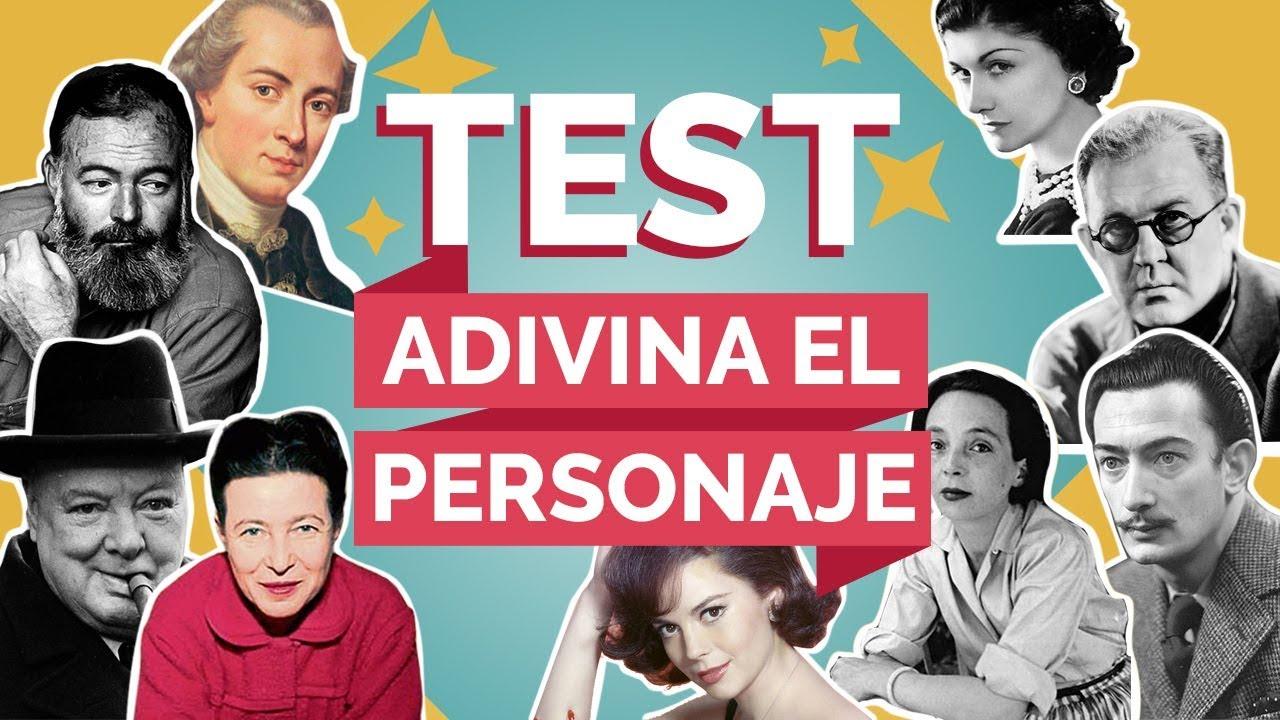 TEST | Adivina el Personaje