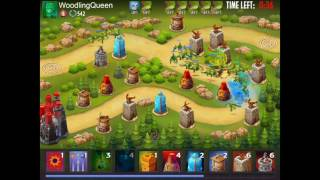 Tower Attack vs Tower Defense in the same game - Dash or Defend