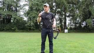 Testing the Bear Archery Cruzer Bow Package