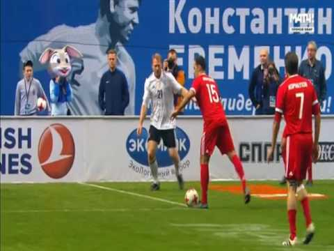 Кубок Легенд по футболу - 2017. Финал. Россия - Германия