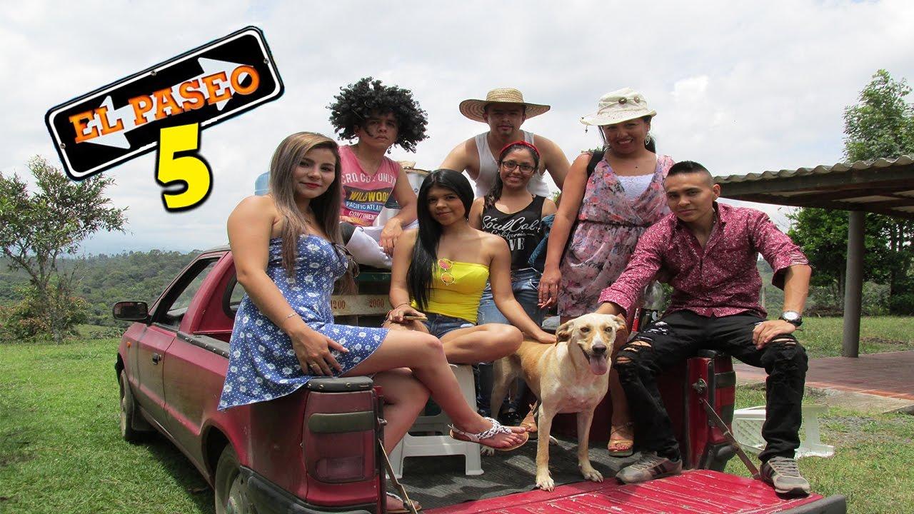 Ver EL PASEO 5 LA FAMILIA PELUCHE LA PELICULA en Español