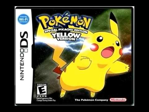Pokemon Yellow Remake For Ds Youtube