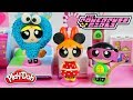 DIY Powerpuff Girls Play Doh Halloween Costumes!
