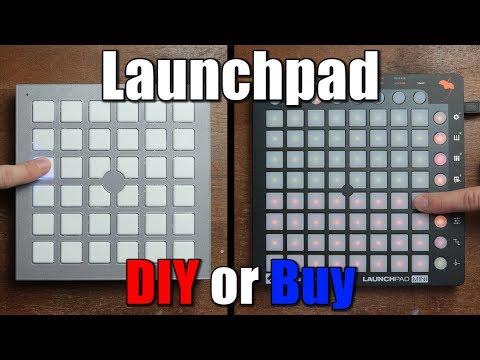 Launchpad || DIY or Buy || Keyboard Matrix & MIDI Tutorial thumbnail