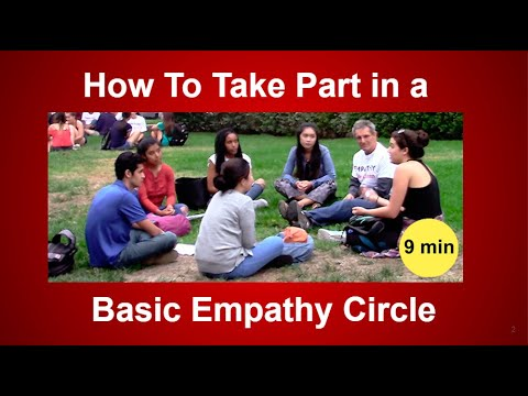 How To Take Part in a Basic Empathy Circle (9 min)  v2