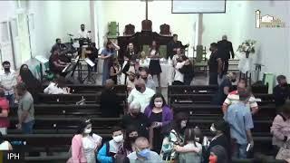 Live IPH - 03/10/2021 - Culto de Santa Ceia