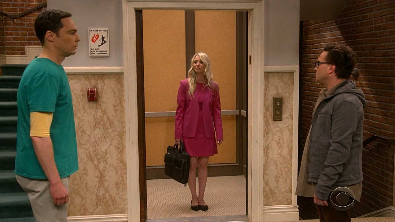 Download The big bang theory S12 E23 Sheldon Sad over Changes, Even Elevator get fixed !