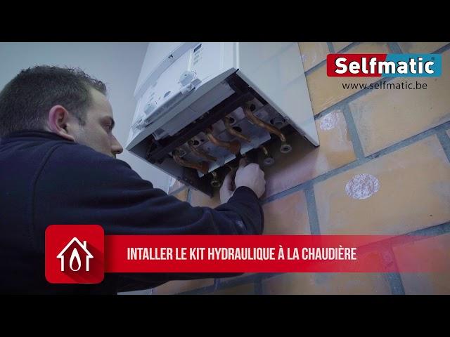 Installation Chaudière Gaz Murale Et Vase Dexpansion Youtube