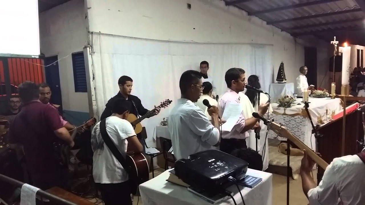 musica majestosa eucaristia - anjos de resgate