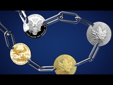 Is Gold & Silver Blockchain Currency Coming?