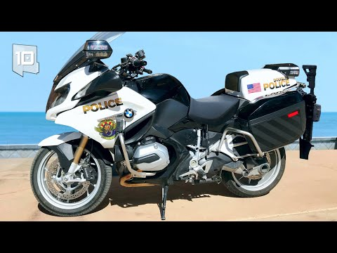 10 Fastest Police Motorcycles in the World