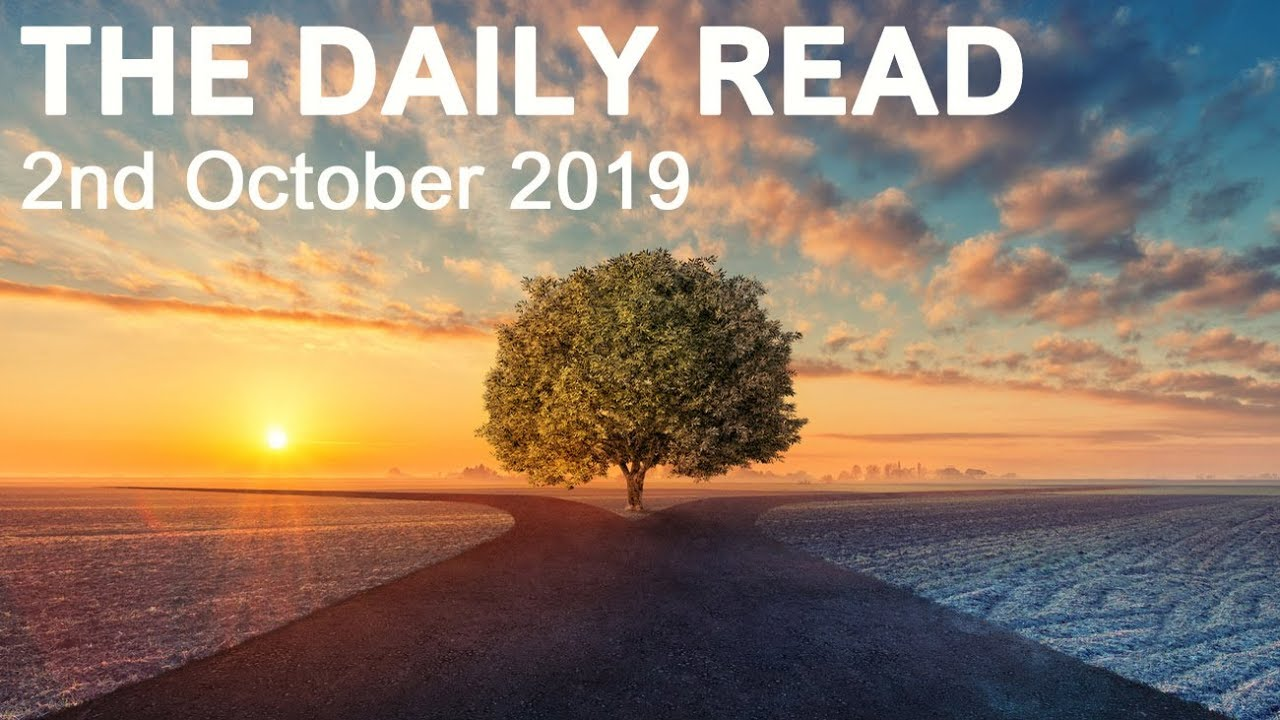 Today's Readings for You