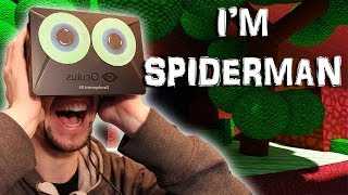 I'M SPIDERMAN | Windlands with the Oculus Rift - Part 2