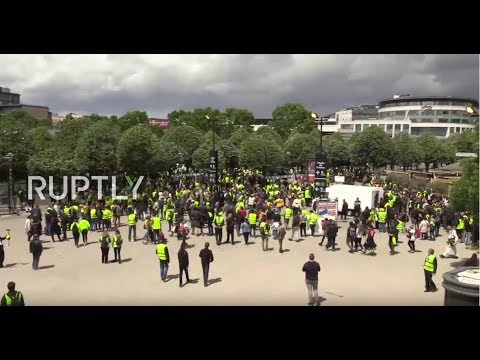 LIVE: 'Yellow Vests' protesters take to streets of Paris for 30th weekend in a row