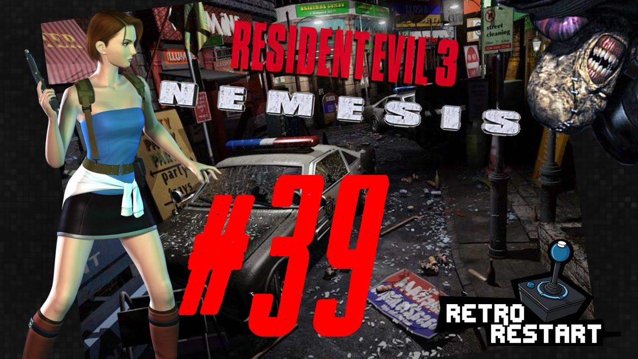 Resident Evil 3: Nemesis - Poison - Let's Play Playstation! Part 39