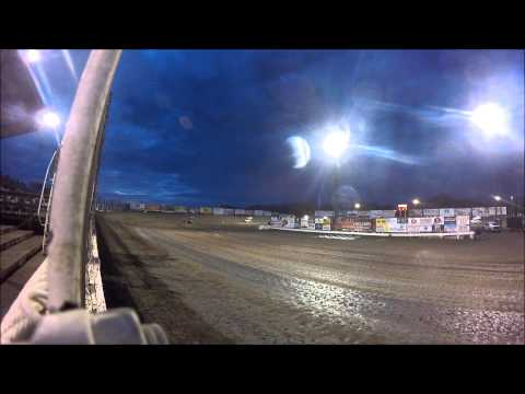 NOSA Sprint Car Heat at River Cities Speedway