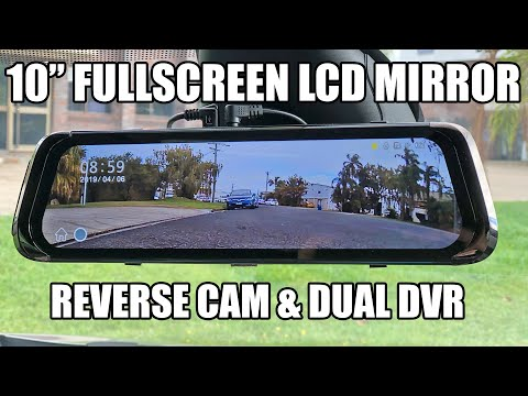 Full Screen LCD 10