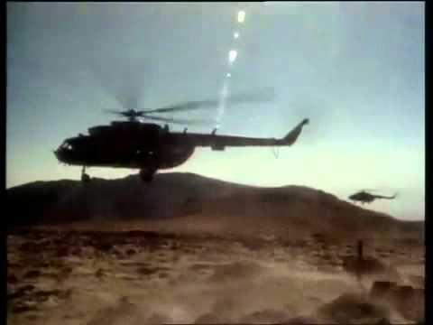 Soviet Afghan War song 1989 by CPT.Vladimir Kolesnik