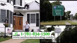 Greater Boston Top Metal Roofing Company - Woburn, MA