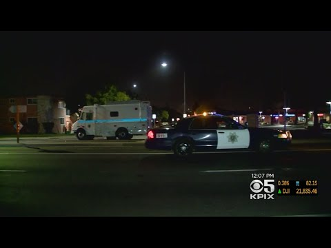 Police Investigate Deadly East San Jose Shooting