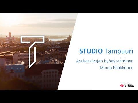 Studio Tampuuri: Asiakaskokemus asukassivujen hyödyntämisestä