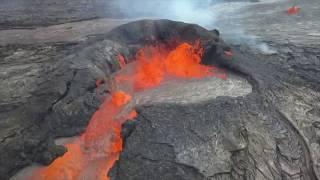 Reborn Babies Get Changed, Hawaii Kilauea Volcano Video