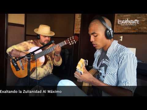 Andres Perez Palmar y Gustavo Colina -  Luna de Maracaibo - El Escaparate Radio