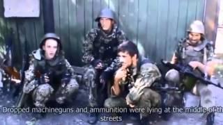 Зачистка ополчением от Укр армии сегодня Донецк Луганск Украина АТО,ДНР,ЛНР