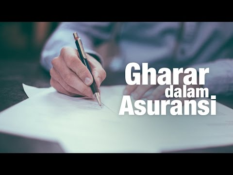 Kajian Muamalat: Gharar dalam Asuransi - Ustadz Ammi Nur Baits