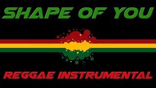 SHAPE OF YOU - REGGAE INSTRUMENTAL - ED SHEERAN