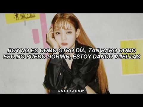 (G) I-DLE - DON'T TEXT ME |SUB ESPAÑOL| HD