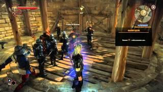 видео Видео - Ведьмак 2 Пролог, задание «По воле короля»