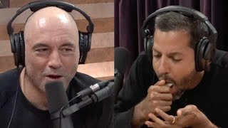 David Blaine Regurgitates a Live Frog on the Joe Rogan Experience