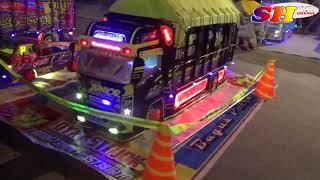 semakin kreatif peserta kontes miniatur truk 2019