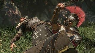 Ryse Son of Rome Gameplay: Brutal Kills & Finishing Moves