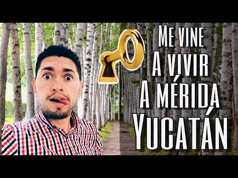 ME VINE A VIVIR A MÉRIDA YUCATÁN│CHILANGO EN YUCATÁN PART1│JHONANTOURS