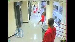 Miami-Dade jail break surveillance footage