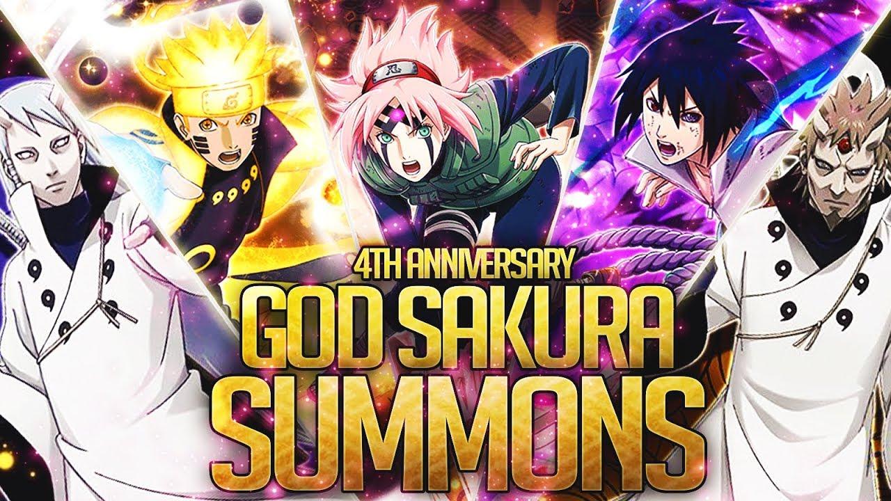** NSC ANNIVERSARY ➡️ BLAZING ANNIVERSARY ** | ** Naruto Shinobi Collection  *
