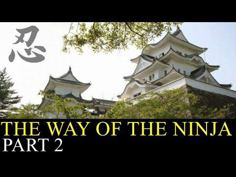 Soke Anshu ✪ Dō (道) The Way - Part 2