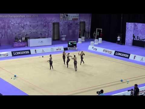 TURKEY 10 CLUBS/  RG WORLD CHAMPIONSHIP IZMIR 2014
